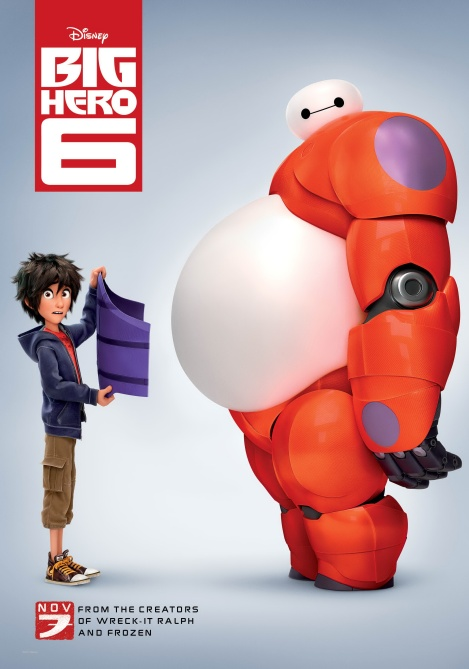 Disney's Big Hero 6: Family Friendly Review (Please Take Your Son To See It!)