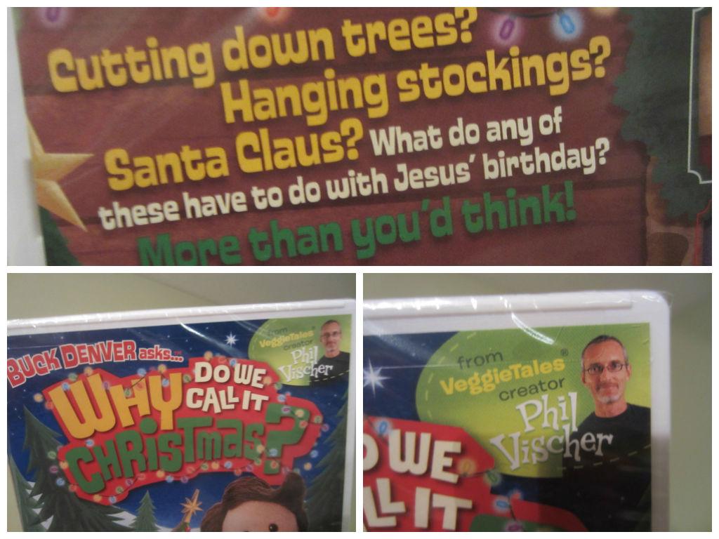 Buck Denver Asks… Why Do We Call It Christmas? DVD: Family