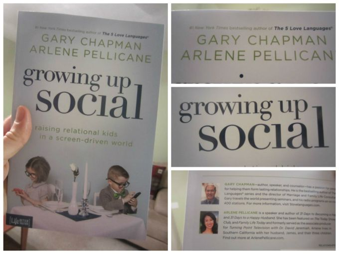 Growing Up Social: Family Friendly Book Review