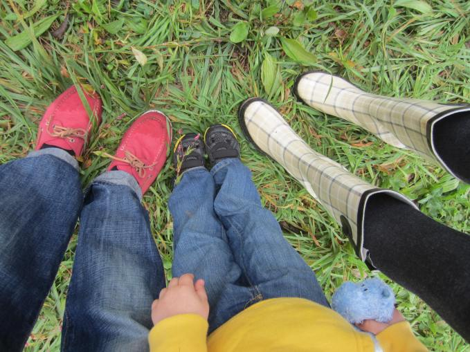 shoes family