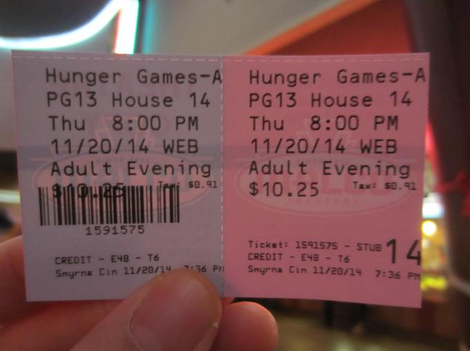 The Hunger Games: Mockingjay Part 1- Family Friendly Review