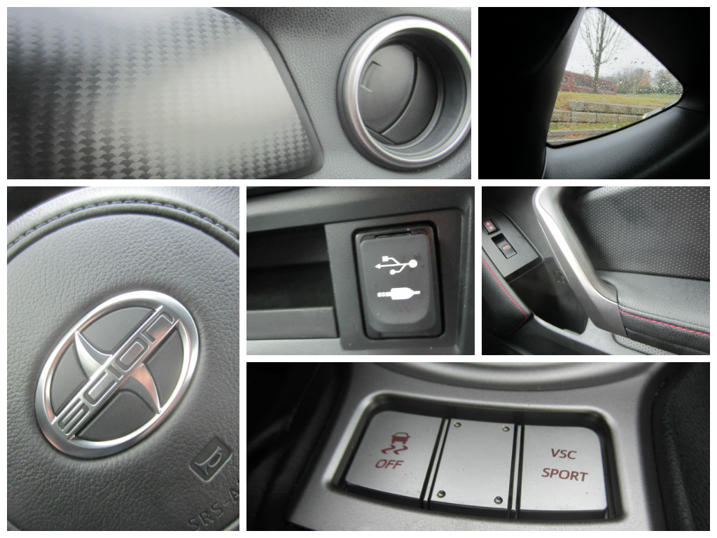 2014 Scion FR-S: How To Shift In Reverse/Size Of Back Seat