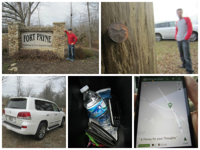 Discovering A Mysterious Purse While Geocaching In Fort Payne, Alabama