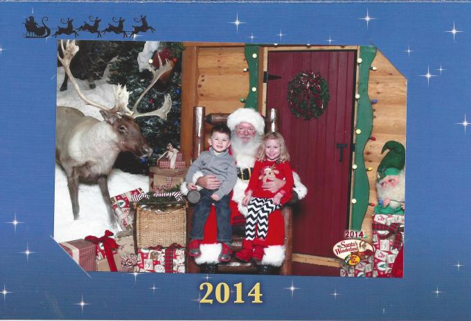 Dear Jack: Meeting Santa With Sophie At Bass Pro Shop (Lexus RX 450h Weekend)