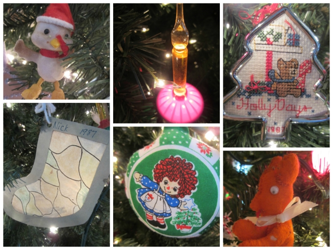 Dear Jack: My Childhood Christmas Tree, The 1980s Time Capsule