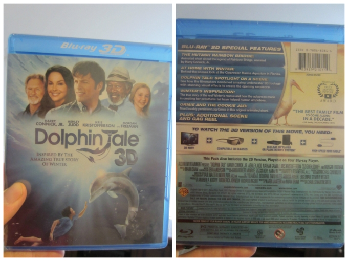 Dolphin Tale 2 (and Dolphin Tale): Family Friendly Movie Review