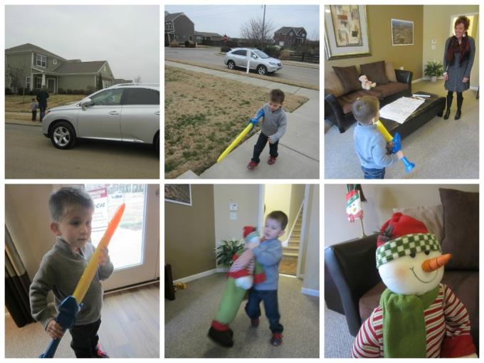 Dear Jack: Our New House's Shutters, Mailbox, & Interior Paint (Lexus RX 450h Weekend)