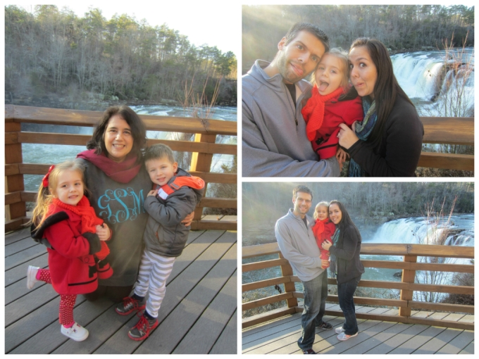 Dear Jack: Little River Falls/Abandoned Church Christmas Trip