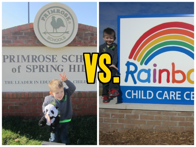 Dear Jack: Primrose Vs. Rainbow- Finding A School Near Our New House