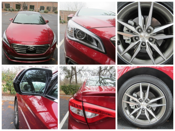 2015 Hyundai Sonata Sport 2.0T: Family Friendly Review