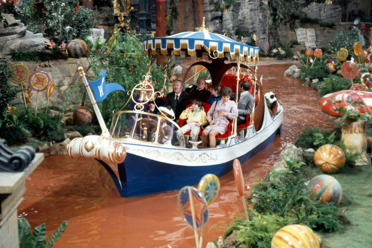 soundtracks of significance willy wonka the chocolate factory the visual iconography of the chocolate river scene is as wonderful as any of the music