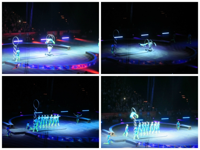 Dear Jack: Our 1st Time To The Circus- Ringling Bros. Presents LEGENDS! (In Nashville)