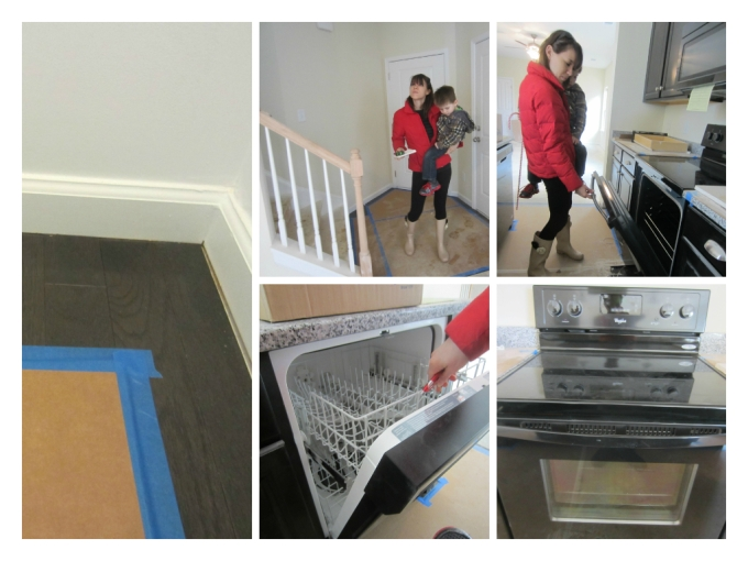 Dear Jack: Our New Home's Dark Hardwood Flooring And Black Appliances