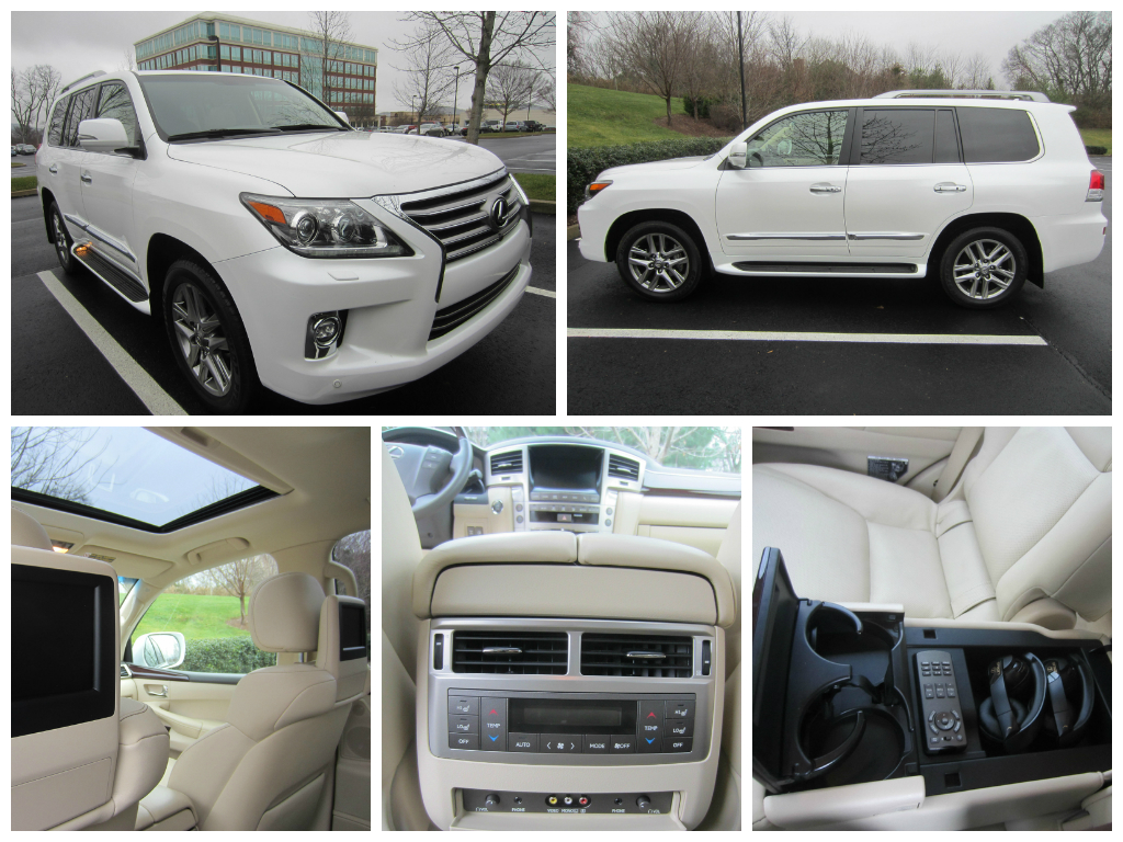 2014 Lexus LX 570: Family Friendly Review | Family Friendly