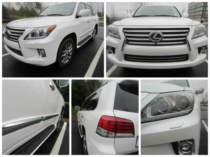 2014 Lexus LX 570: Family Friendly Review