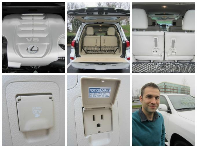2014 Lexus LX 570: Family Friendly Review