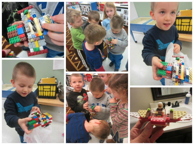 Dear Jack: Your Self-Assigned Lego Homework Project