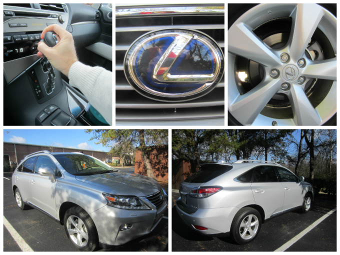 2014 Lexus RX 450h: 2014 Lexus RX 450h 5-DR SUV (DVD Player Equipped): Family Friendly Review; Dear Jack: Marvel Universe Live- Family Friendly Review (Lexus RX 450h Weekend); Dear Jack: Meeting Santa With Sophie At Bass Pro Shop (Lexus RX 450h Weekend); Dear Jack: Jacob's 5th Birthday Party In A Tractor Store (Lexus RX 450h Weekend); Dear Jack: The Old Abandoned Silo Tower On Main Street in Spring Hill, TN (Lexus RX 450h Weekend); Dear Jack: Our New House's Shutters, Mailbox, & Interior Paint (Lexus RX 450h Weekend)