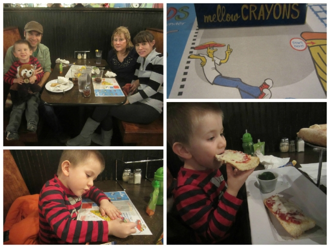 Dear Jack: Our Visit To Mellow Mushroom In Downtown Franklin, TN