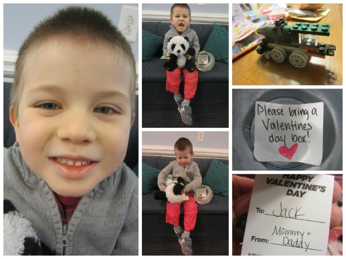 Dear Jack: Our Valentine's Day Weekend 2015