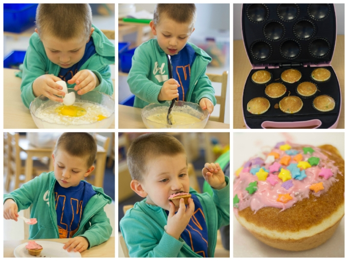 Dear Jack: Cupcake Party/Upcoming Trip To Pensacola, FL