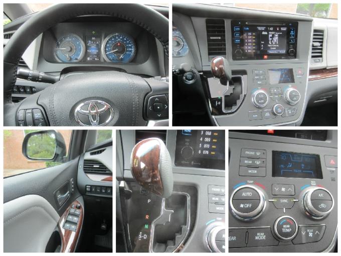 Dear Jack: 2015 Toyota Sienna Walk-Around