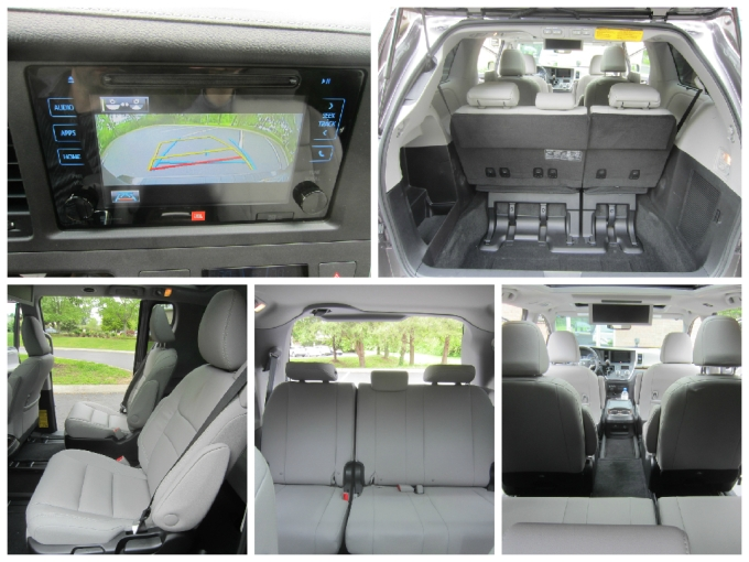 Dear Jack: 2015 Toyota Sienna Walk-Around