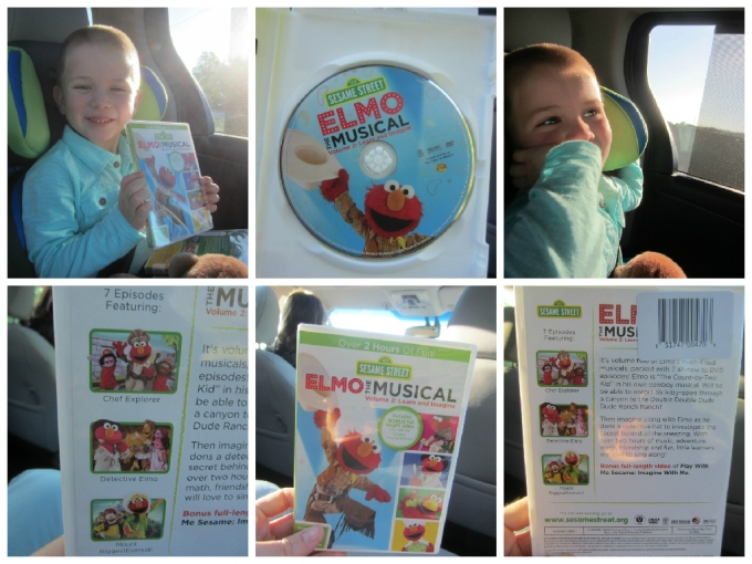 esame Street: Elmo The Musical Vol. 2 Learn and Imagine- Family Friendly Review