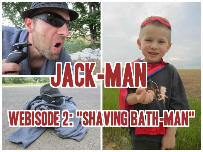 Jack-Man Webisode 2