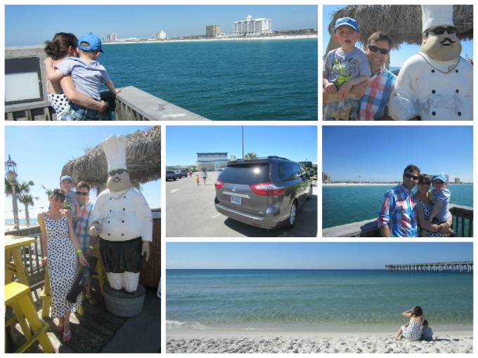 Pensacola Road Tripping In A 2015 Toyota Sienna