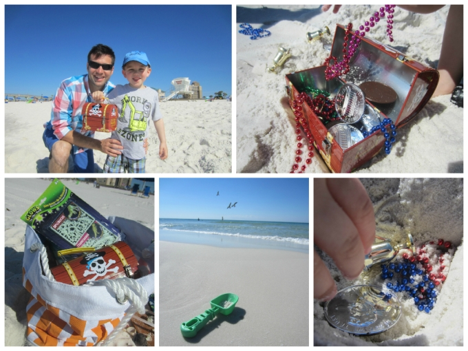 Dear Jack: The Treasure Chest You Found Buried in Pensacola