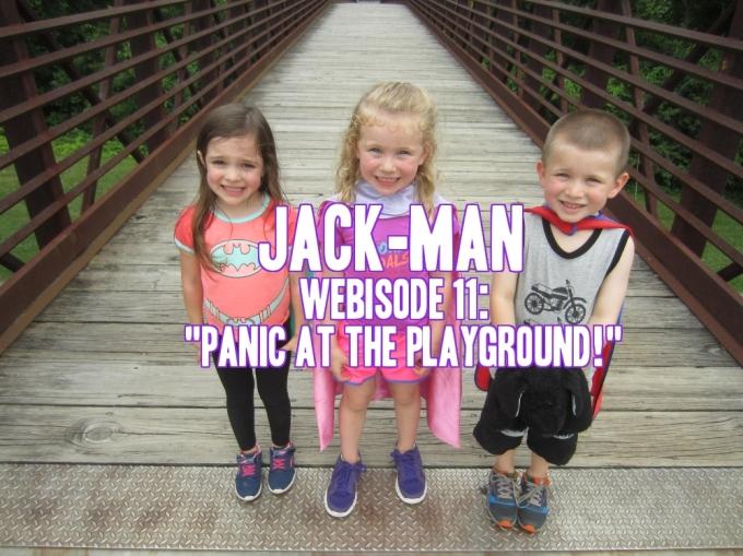 Dear Jack: Webisode 11 of Jack-Man,