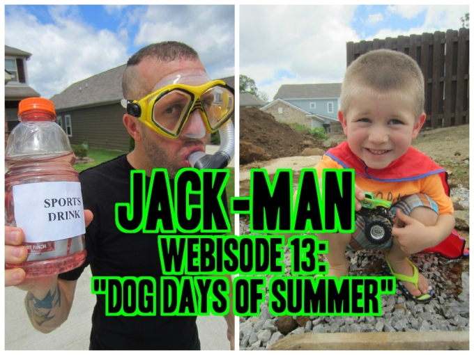 Dear Jack: Webisodes 12 & 13 of Jack-Man, Featuring Rainbow Child Care Center
