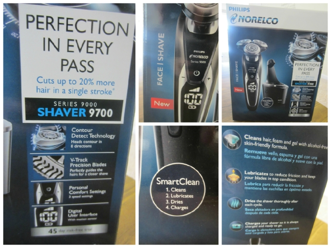 Review of Shaver 9700 Series 9000 Wet & Dry Electric Shaver by Philips Norelco