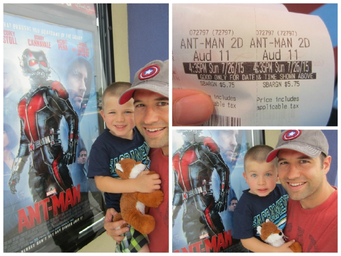 Is PG-13 Rated Ant-Man Suitable for Younger Children?