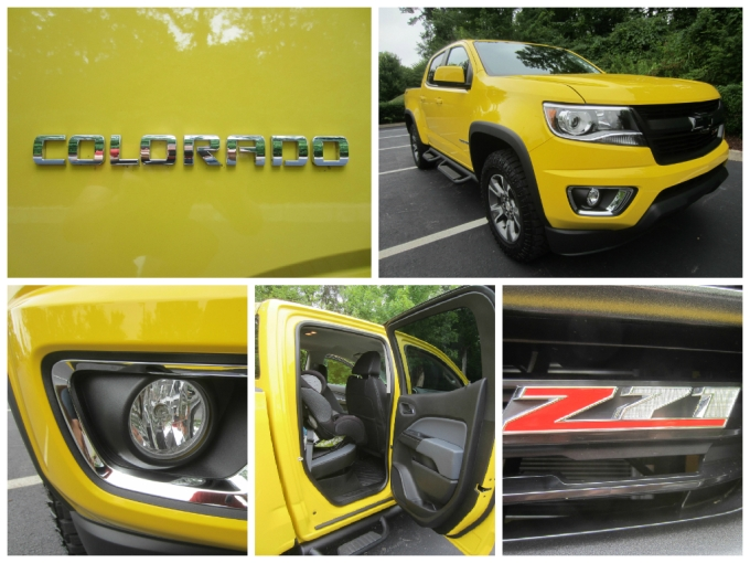 2015 Chevy Colorado Maxwell Air Force Base Road Trip
