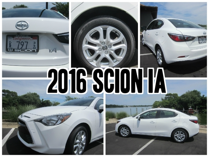 Green Meanie's 2016 Scion iM and iA Press Preview