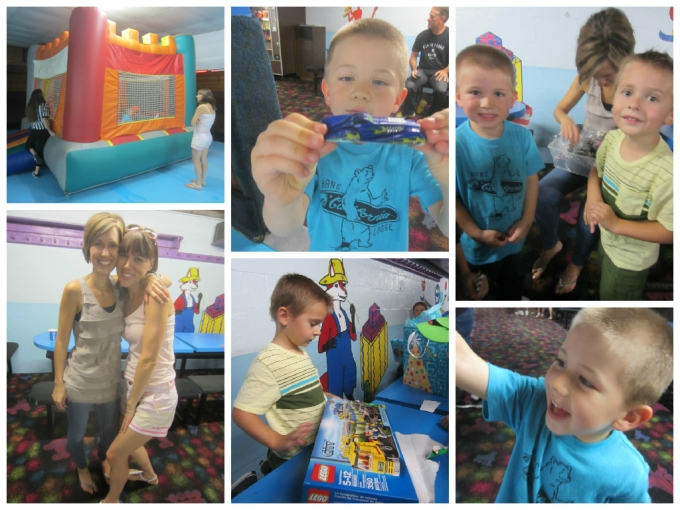 "Dear Jack: Family in a Camry- ""Evan's 5th Birthday Party"""