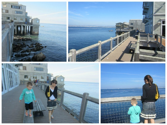 "Dear Jack: Family in a Camry- ""Monterey Bay Aquarium"""