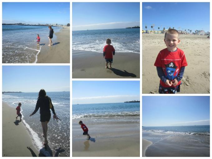"Dear Jack: Family in a Camry- ""Santa Cruz Beach Boardwalk Amusement Park"""