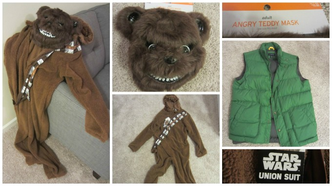 Dear Jack: What I Bought Instead of an $80 Gorilla Costume
