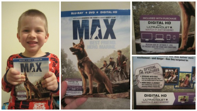Max: Family Friendly Movie Review