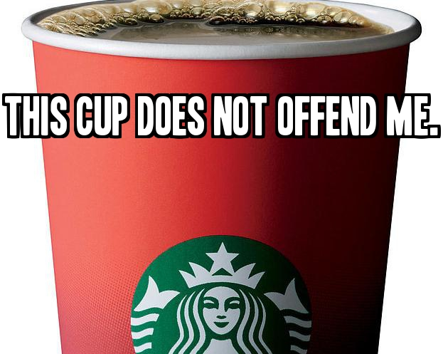 I'm Not a Christian Who Cares about Starbucks Cups
