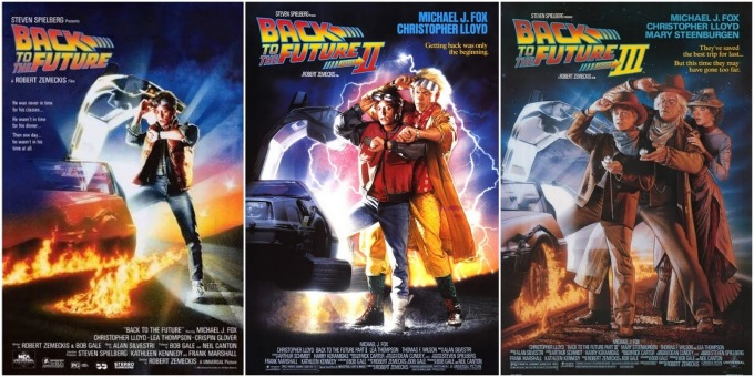 My Retrospective Review of the Back to the Future Trilogy; Post October 21st, 2015