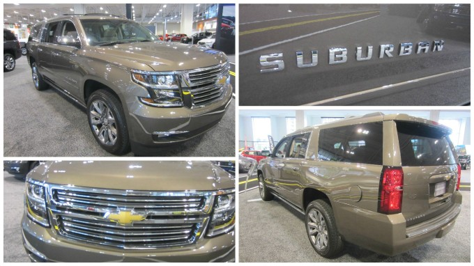Nashville Auto Show 2015: Pictures of the 2016 Chevrolet Vehicle Lineup