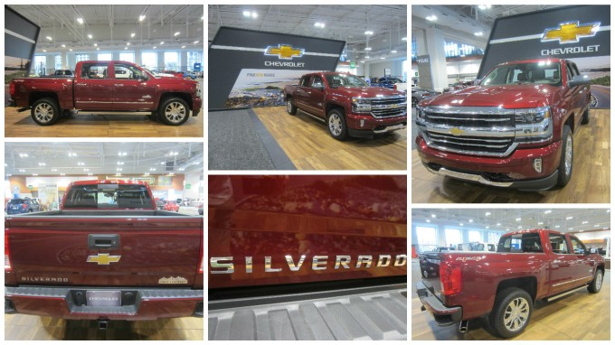 Nashville Auto Show 2015: Pictures of the 2016 Chevrolet Lineup