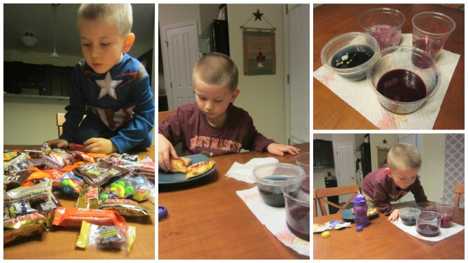 Dear Jack: Using Halloween Candy for Science Experiments Instead of Eating It