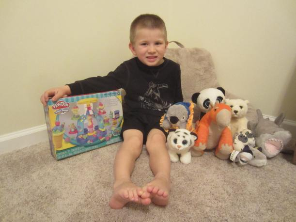 Dear Jack: What Happens When You Give $100 to a 5 Year-Old Boy for His Birthday?
