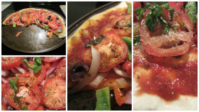 Jill Shell's Friday Night Vegan/Vegetarian Pizza Recipe: Family Friendly (Mommy) Blog
