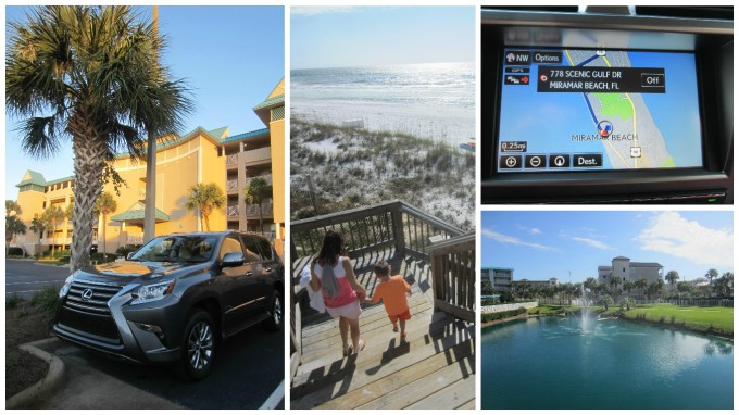 Our Amalfi Coast Condo Rental in Destin, Florida